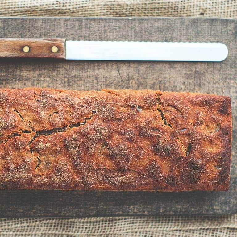 Tea Loaf - A Green Tea Recipe