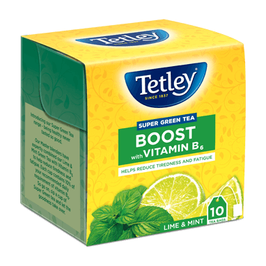 Super green tea boost 10s